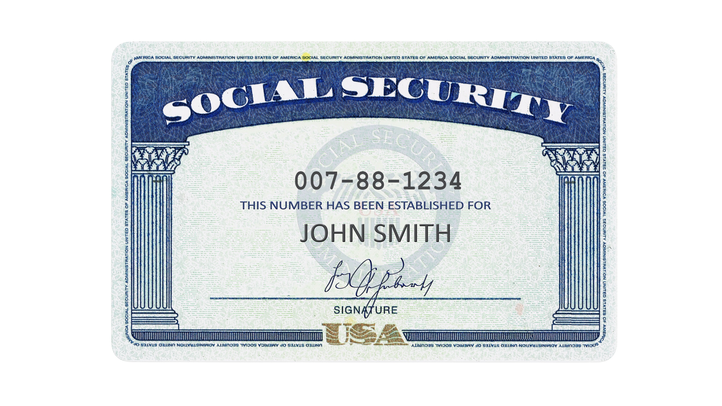Social Security Number Explained