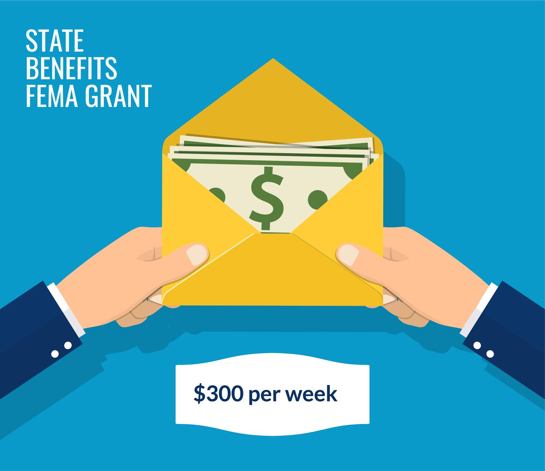 FEMA State Unemployment Benefits