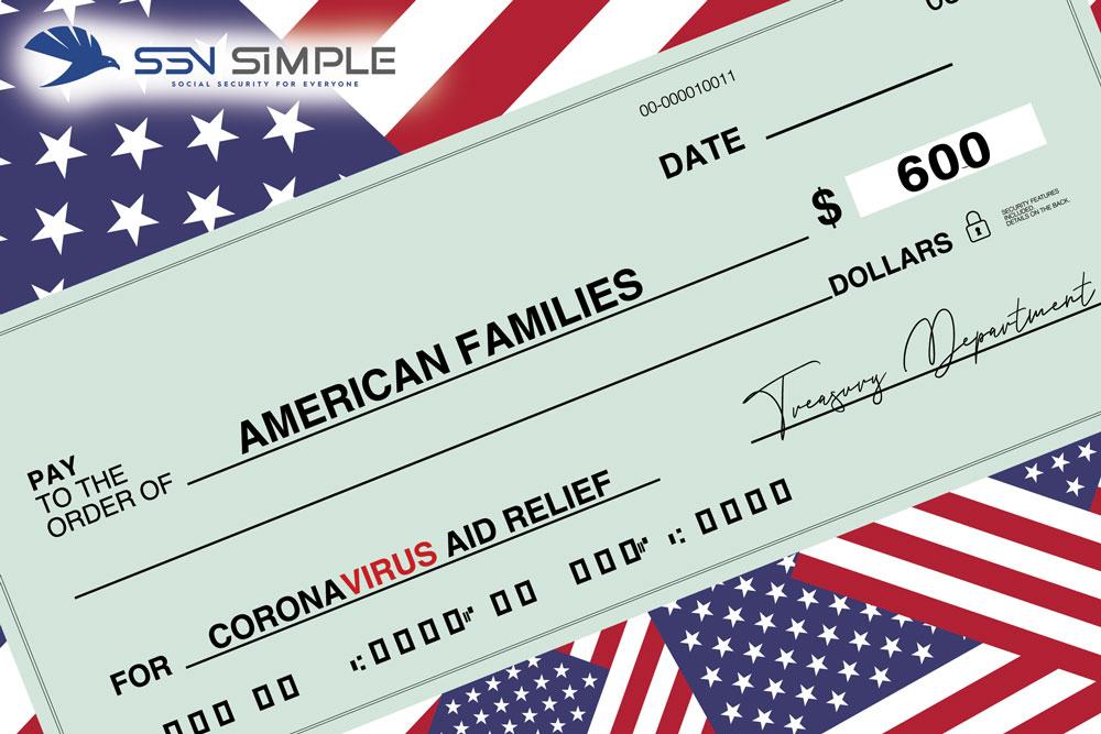 Second Stimulus Checks Image